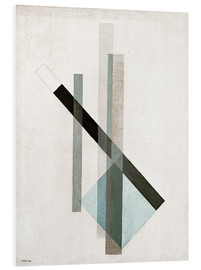Forex  Construction (Glass Architecture) - László Moholy-Nagy
