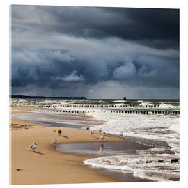 Acrylic print  Sea - Baltic Sea - Mikolaj Gospodarek