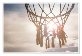 Premium poster  Basket ball