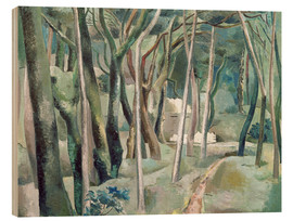 Wood  The Forest - Paul Nash