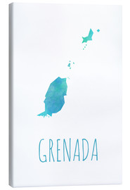 Canvas print  Grenada - Stephanie Wittenburg