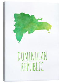 Canvas print  Dominican Republic - Stephanie Wittenburg