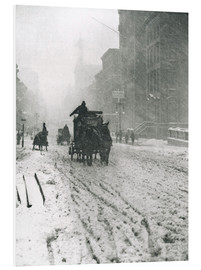 Forex  Winter - Fifth Avenue - Alfred Stieglitz