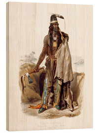 Wood  Abdih Hiddisch - Karl Bodmer