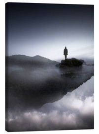 Canvas print  A Place To Think - George Christakis