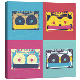 Canvas  cassettes