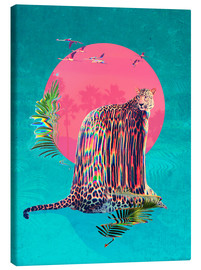 Canvas print  Jaguar - Ali Gulec