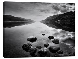 Canvas print  Loch Ness, Scotland - Martina Cross