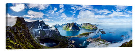 Canvas  The Lofoten