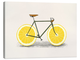Canvas print  Lemon zest - Florent Bodart