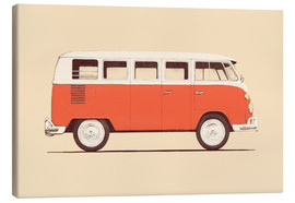 Canvas print  Redvan MAIN - Florent Bodart