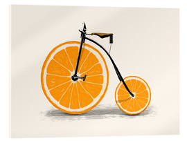 Acrylic glass  Vitamin bike - Florent Bodart
