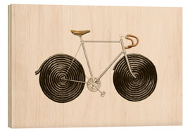 Wood  Licorice Bike - Florent Bodart