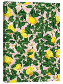 Canvas print  Lemonade - Uma 83 Oranges