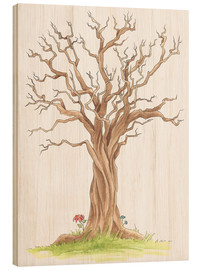 Wood  Tree trunk - Nadine Conrad