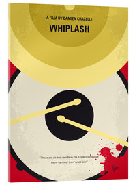 Acrylic glass  No761 My Whiplash minimal movie poster - chungkong