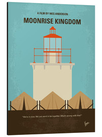 chungkong - No760 My Moonrise Kingdom minimal movie poster