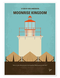 Premium poster Moonrise Kingdom