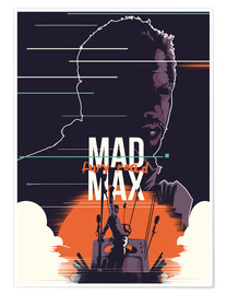 Premium poster Mad Max: Fury Road
