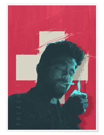 Poster The Preacher - series