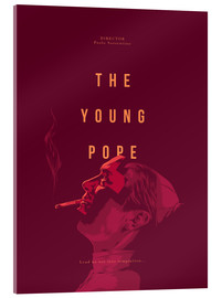 Acrylic print  Young Pope - Fourteenlab