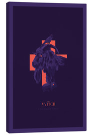 Canvas print  The VVitch - Fourteenlab