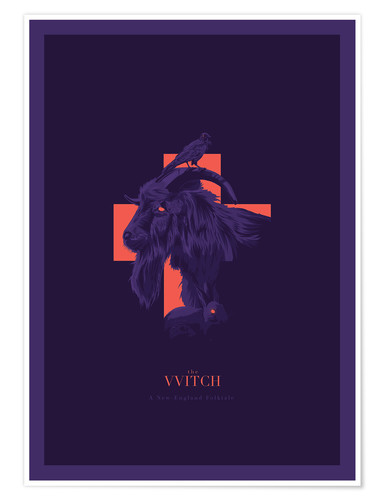 Premium poster The Witch