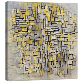 Canvas print  Tableau 2, Composition VII - Piet Mondriaan