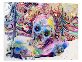 Forex  A Skull in the Forest - Josh Byer