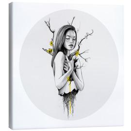 Canvas print  Roots - Ina Stanimirova