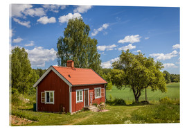 Christian Müringer - Idyllic Swedish summer house