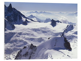 Forex  Aiguille du Midi, outpost of the Mont Blanc massif - Thonig