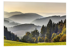 Forex  View from the Thuringian Schiefergebirge - Harald Schön