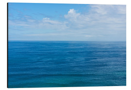 Aluminium print  Open sea - Catharina Lux