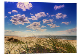 Forex  Blue sky with clouds on Texel - Beate Margraf