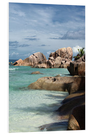 Forex  Tropical beach in the Seychelles - Catharina Lux
