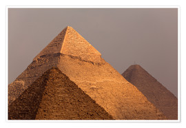 Catharina Lux - Pyramids of Giza, Egypt