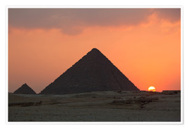 Catharina Lux - Pyramids of Giza, Cheops