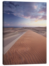 Canvas print  Dunes at Maspalomas - Rainer Mirau