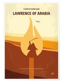 Premium poster Lawrence Of Arabia