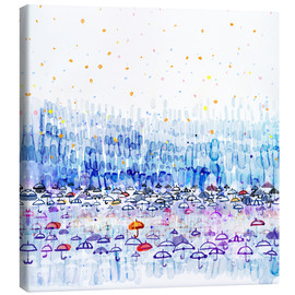 Canvas  Rain - Hajin Bae
