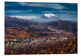 Forex  La Paz Night - Michael Breitung