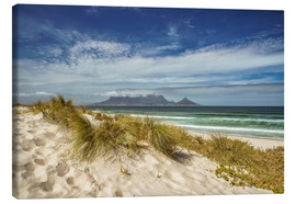 Canvas print  Cape Town South Africa - Achim Thomae