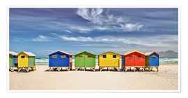 Premium poster  South Africa - Achim Thomae