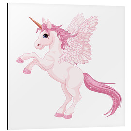 Alu-Dibond  My Unicorn - Kidz Collection