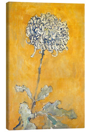 Canvas print  chrysanthemum - Piet Mondrian