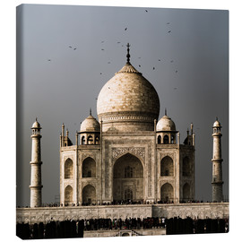Canvas print  The Taj Mahal - Sebastian Rost