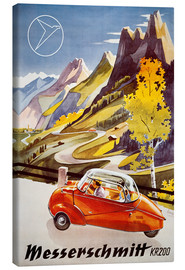 Canvas print  Messerschmitt KR200