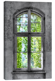 Canvas  Window hope - jens hennig