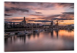 Achim Thomae - sunset Dresden